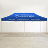 13x26 Custom Pop Up Tent
