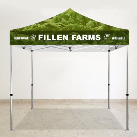 Image of 10x10 Custom Pop Up Tent
