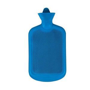 HomefyShop Hot Water Bag/Bottle plain Rubber Heating Pad (0.5 L and 1 L capacity, 2 pcs, Multi color)