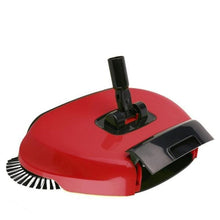 Load image into Gallery viewer, 220 Sweeper Floor Dust Cleaning Mop Broom with Dustpan 360 Rotary