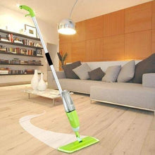 Load image into Gallery viewer, 0802 -Healthy Spray Mop - Floor Mop with Removable Washable Cleaning Pad and Integrated Water Spray Mechanism (Random Color)