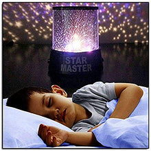 Load image into Gallery viewer, CZ09- Amazing Star Master Home LED Starry Sky Night Light Cosmos Master Projector Night Lamp