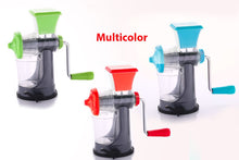 Load image into Gallery viewer, HomefyShop Kitchen combo - Mini Juicer and Dual Sided Vegetables Peeler