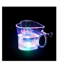 Load image into Gallery viewer, 759 Heart Shape Activated Blinking Led Glass Cup