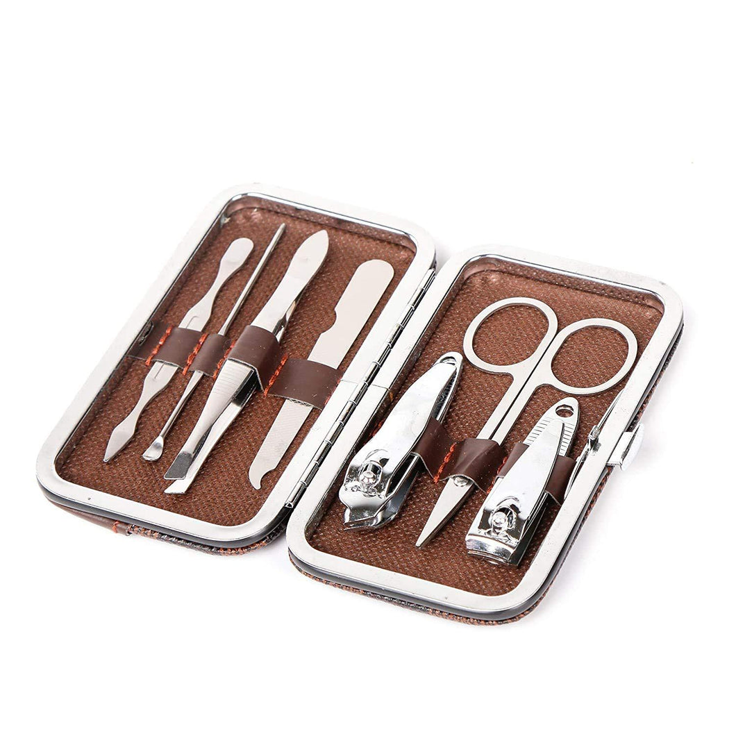 0529 Pedicure & Manicure Tools Kit For Women (7in1)
