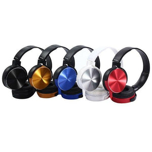306 Extra Bass Stereo Headphone with Mic (3.5 mm Jack)