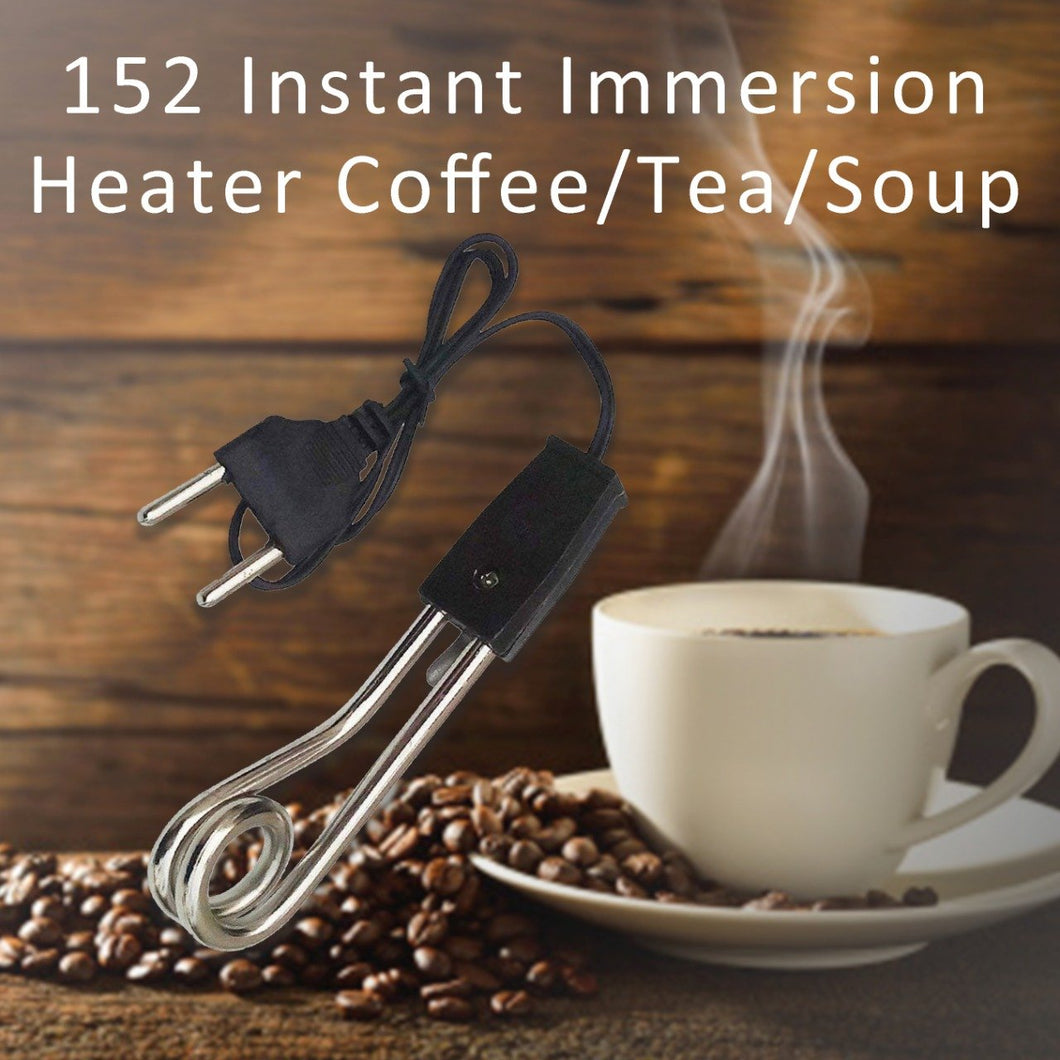 152 Instant Immersion Heater Coffee/Tea/Soup