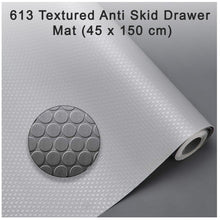 Load image into Gallery viewer, 613 Textured Anti Skid Drawer Mat (45 x 150 cm)