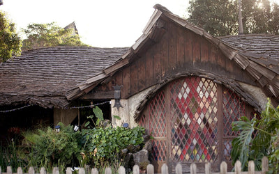 The Tale of the Whimsical Storybook Homes of Southern California