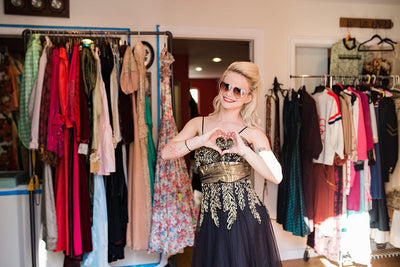 VINTAGE AND VOGUE: Sputnik's Vintage featured in I Heart Costa Mesa