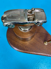 Load image into Gallery viewer, Vintage 1950s Trophy • MCM Convertible Race Car Rally Desk Trophy & Pen Holder
