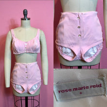 Load image into Gallery viewer, Vintage 1960s Bikini • Rose Marie Reid Designer 2 Piece Swimsuit • Small