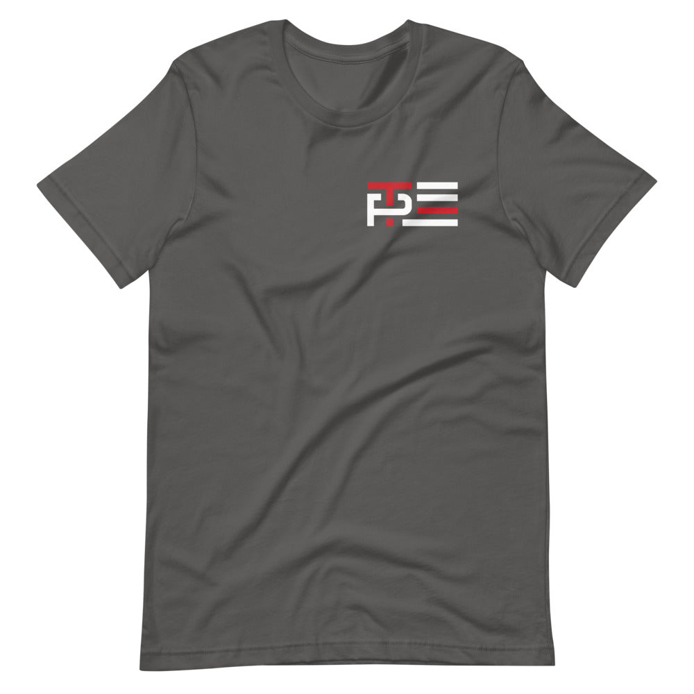 Red Line Icon Men's T-Shirt