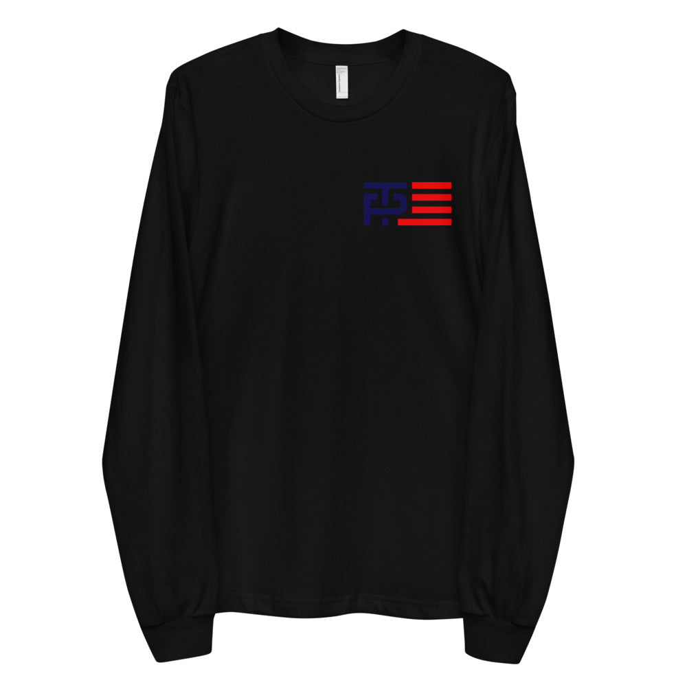 Merica Icon Men's Long Sleeve