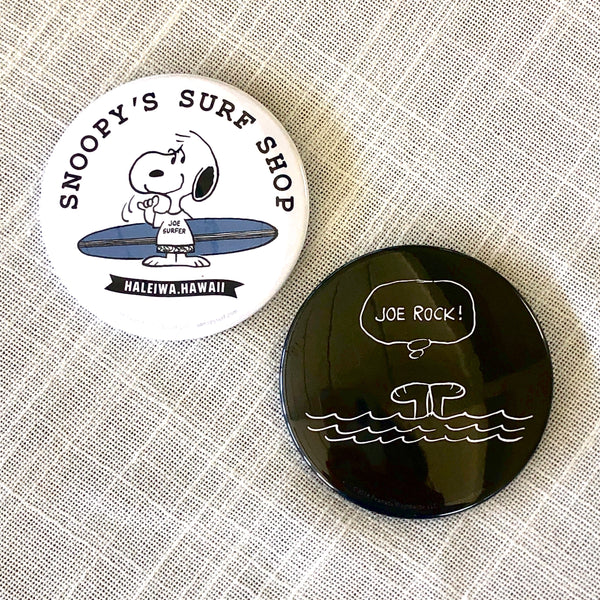 LG SNOOPY BUTTON