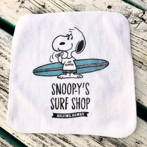 SNOOPY HAND TOWEL