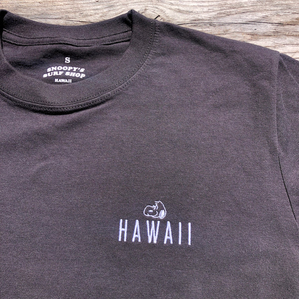 OS HAWAII SNOOPY TEE