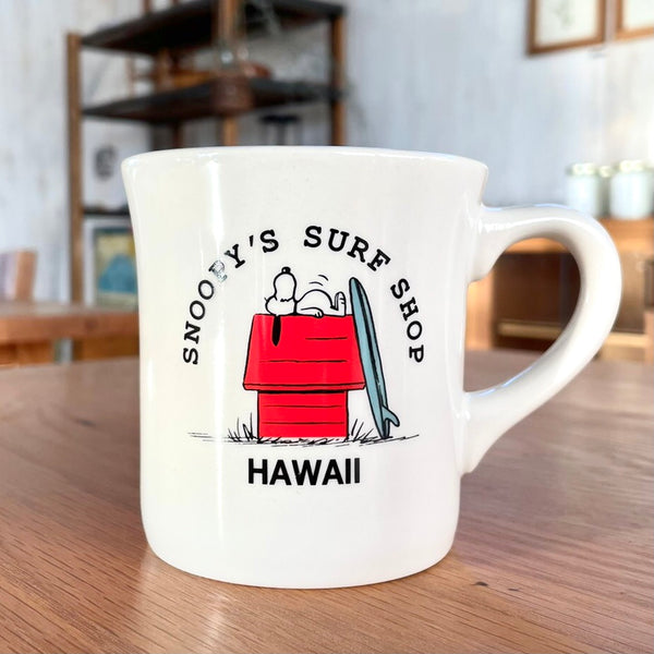 HOUSE & SNOOPY MUG (JAPAN ONLY)