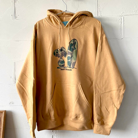 OS CAMO JOE SURFER HOODIE (JAPAN ONLY)