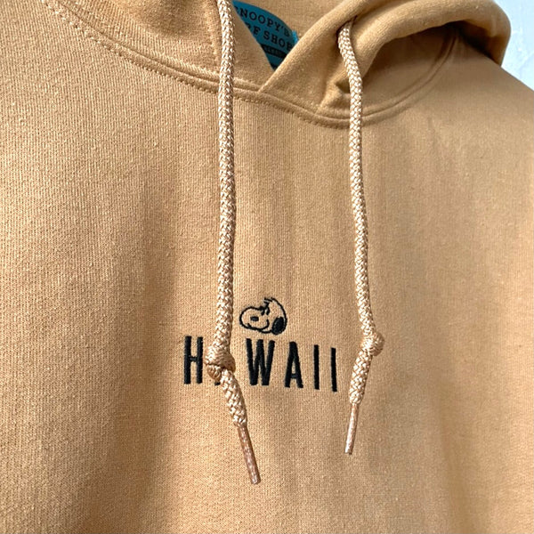 OS HAWAII SNOOPY HOODIE (JAPAN ONLY)