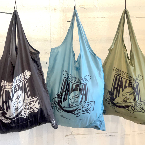 SNOOPY SURF ECO BAG