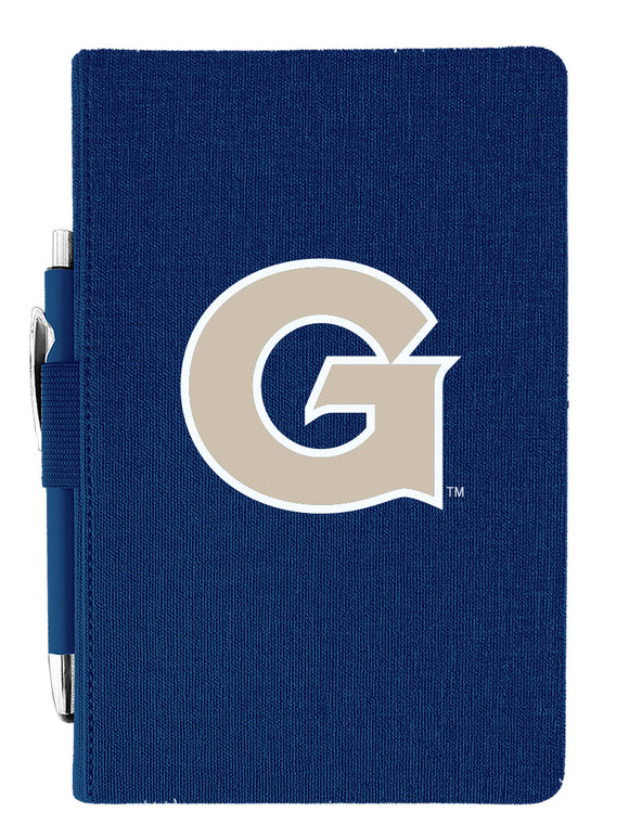 Georgetown Journal with Pen - Primary Logo