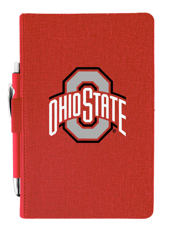 Ohio State Journal with Pen - Primary Logo