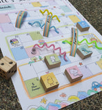 Craft Pack for Online Workshop! - 29 November 2020 - Make Your Own Board Game!