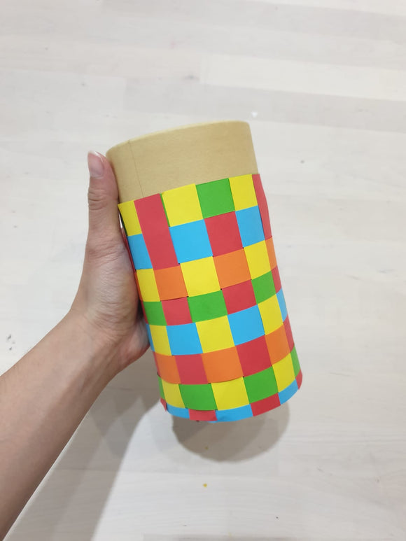 Craft Pack for Online Workshop! - 12 December 2020 - Make Your Own Ketupat Coin Bank!