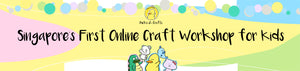 Craft Pack for Online Workshop! - Week 1 - Make Your Own Board Game!