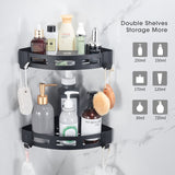 Two-storey Shower Corner Caddy