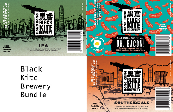 Black Kite Brewery Bundle 6s Pack