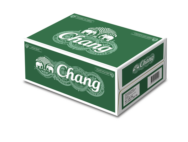 Chang Beer Can 500ML - 24s