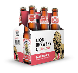 Lion Brewery Island Lager - 6 Pack