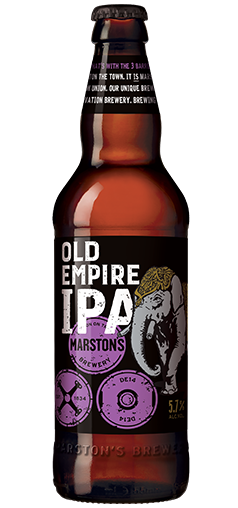 Marston's Old Empire IPA 500ml - 12 Pack