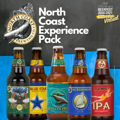 North Coast Experience Pack (12 Beers)
