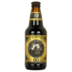North Coast Old Rasputin Russion Imperial Stout - 4s or 24s Carton