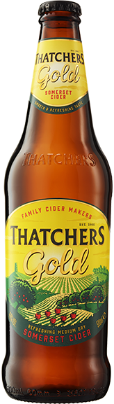 Thatchers Gold 500ml - 12 Pack