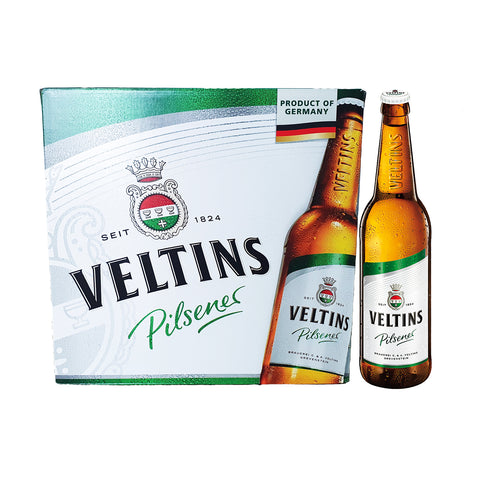 Veltins Pilsener 4.8% 330ml 12-Pack