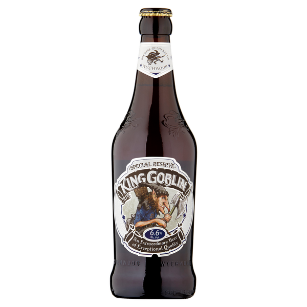 Wychwood King Goblin 500ml - 8 Pack