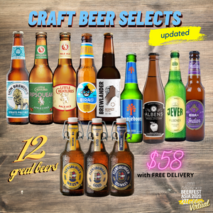 Beerfest Asia Craft Beer Selects 12 Pack