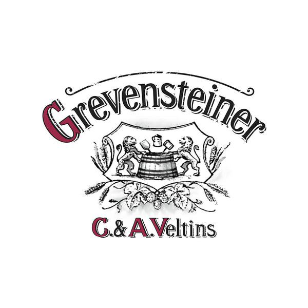 Grevensteiner Hell 5.2% 500 ml - 4 Pack