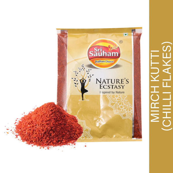 Mirch Kutti (Chilli Flakes)