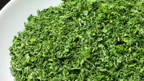 kassuri methi (fenugreek leaves)