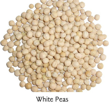Mutter Safed (White Peas)