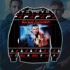 Blade Runner KNITTING PATTERN 3D PRINT UGLY CHRISTMAS SWEATER