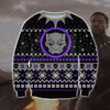 BLACK PANTHER KNITTING PATTERN 3D PRINT UGLY SWEATER