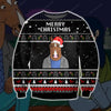 BOJACK HORSEMAN KNITTING PATTERN 3D PRINT UGLY SWEATER