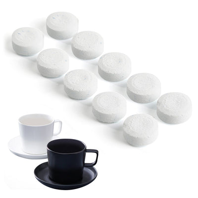 Coffee Machine Cleaning Tablet | Multipurpose Effervescent Tablet Decalcifying Agent