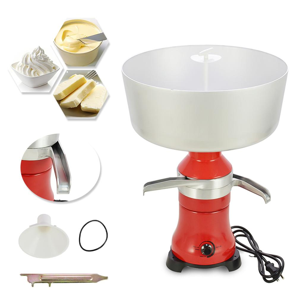 Electric Fresh Milk Cream Separator | Milk Cream Electric Metal Centrifugal Separator
